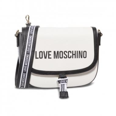 LOVE MOSCHINOLOVE MOSCHINO Logo on Tape斜背包