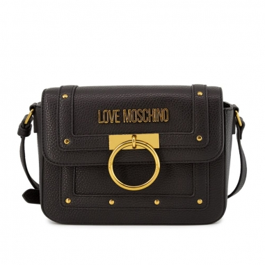 LOVE MOSCHINOLOVE MOSCHINO The Gold Ring斜背包