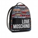 LOVE MOSCHINO - Graphic Print後背包26727-79853_縮圖