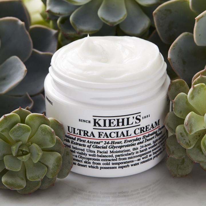 Ultra Facial Cream冰河醣蛋白保濕霜125ML-特大裝