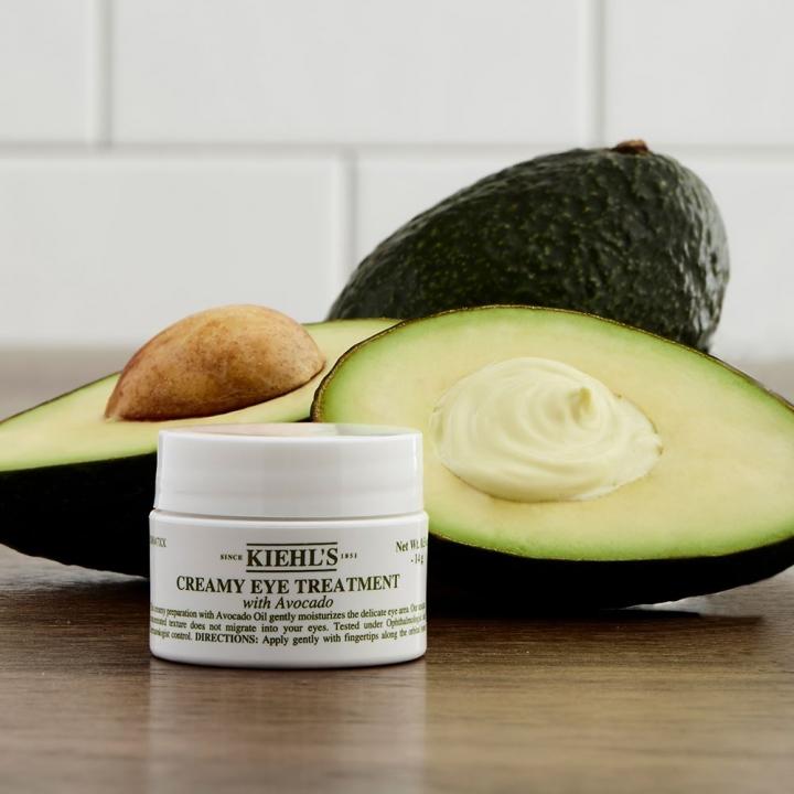 Creamy Eye Treatment with Avocado酪梨眼霜28G-特大裝