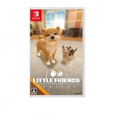 Nintendo任天堂 任天堂SWITCH 小小伙伴-狗狗&貓貓