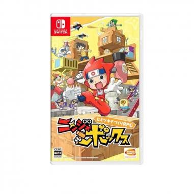 Nintendo任天堂 任天堂SWITCH 忍者寶盒