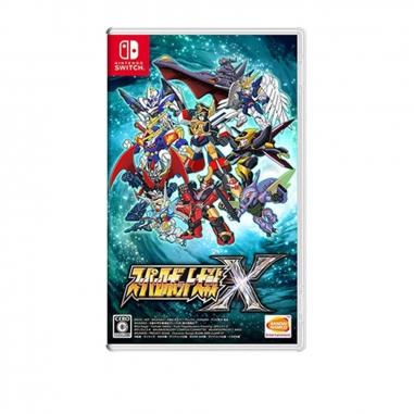 Nintendo任天堂 任天堂SWITCH 超級機器人大戰X