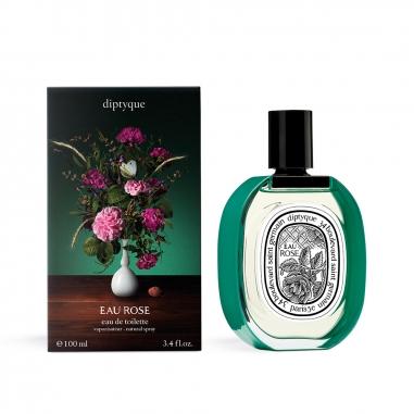 diptyquediptyque 玫瑰之水淡香水 2020限量版