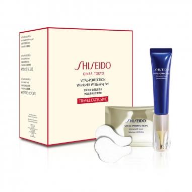 Shiseido資生堂 全效抗痕白金抗皺組合
