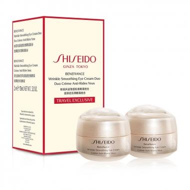 Shiseido資生堂 激彈密澎潤眼霜組合