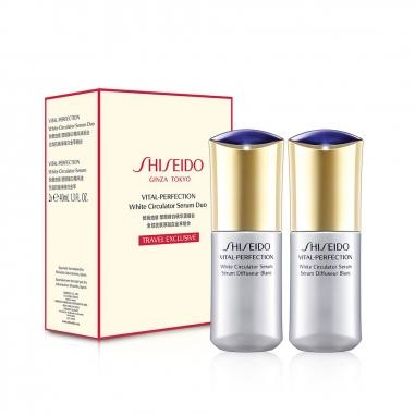Shiseido資生堂 全效抗痕淨斑白金萃組合