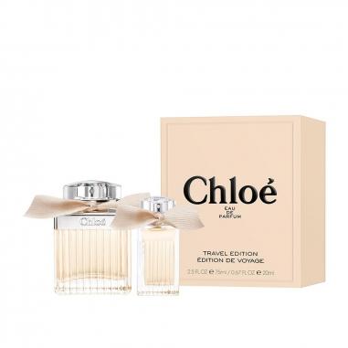 Chloe蔻依(香水) 蔻依經典同名女性淡香精特惠組