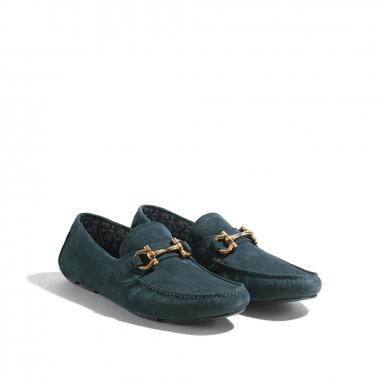 Salvatore Ferragamo費拉格慕 PARIGI紳士鞋