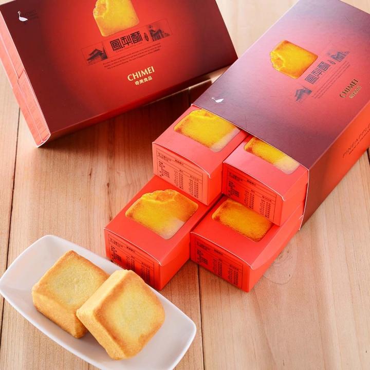 台灣心奇美鳳梨酥禮盒