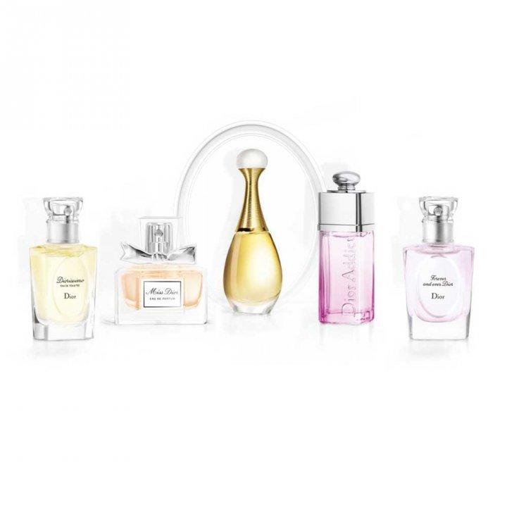 Dior迪奧 蒙田大道女士香水組合