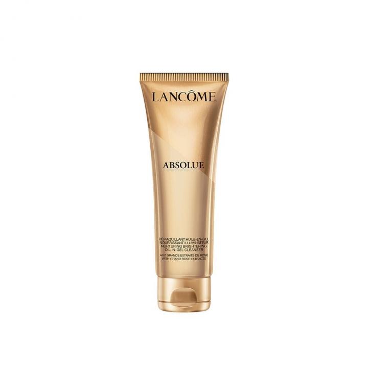 ABSOLUE NURTURING  BIRGHTENING OIL-IN-GEL CLEANSER絕對完美黃金玫瑰卸妝洗面乳