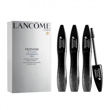 LANCOME蘭蔻 超性感放電睫毛膏防水版三隻裝特惠組