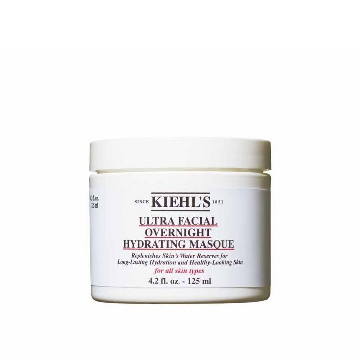 Ultra Facial Overnight Hydrating Masque冰河保濕玻尿酸晚安面膜