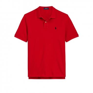 POLO RALPH LAUREN拉夫勞倫 定制修身版型網格網球衫