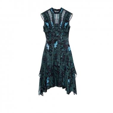 AllSaints歐聖 FLEUR WING洋裝