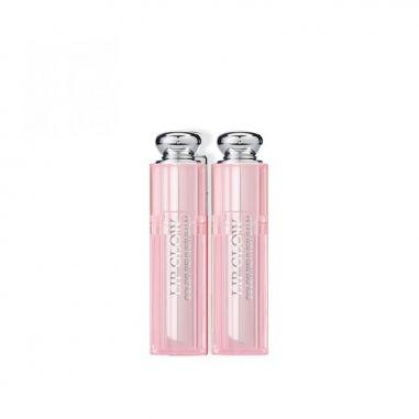 Dior迪奧 癮誘粉漾潤唇膏兩支裝特惠組