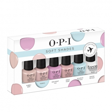 OPIOPI OPI 裸色系列迷你旅行套裝特惠組