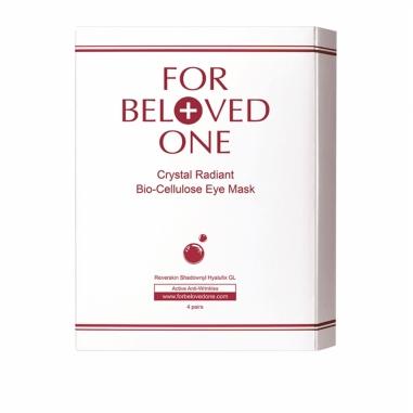 For Beloved One寵愛之名 晶亮明眸生物纖維眼膜3入特惠組