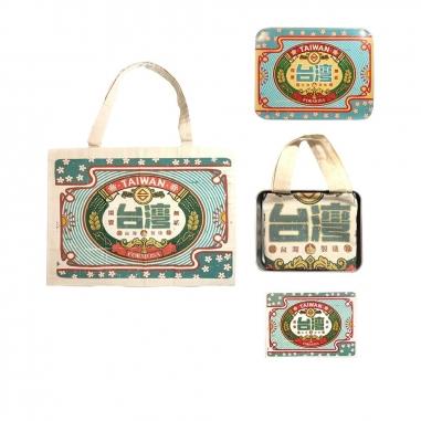 MUZI ART木子創意 台灣老標手提袋