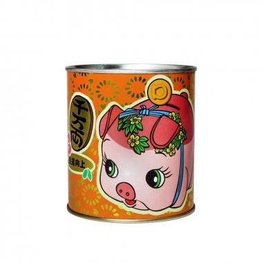 MUZI ART木子創意 花豚存錢筒