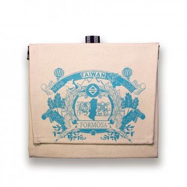 MUZI ART木子創意 珍愛台灣帆布包