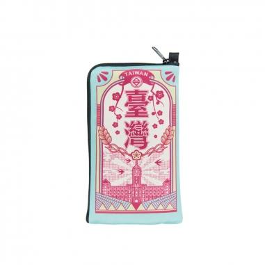 MUZI ART木子創意 總統府手機萬用袋