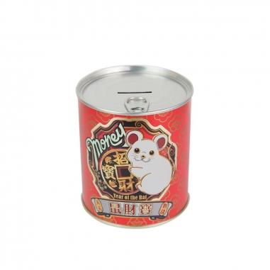 MUZI ART木子創意 鼠財寶存錢筒