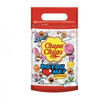 Chupa Chups加倍加 加倍加綜合水果風味棒棒糖