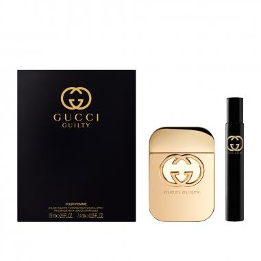 Gucci Makeup & Fragrance古馳(香水) 罪愛女士淡香水特惠組