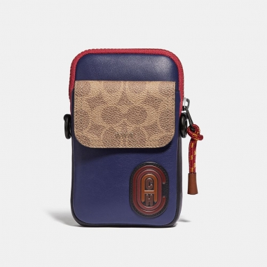 Coach蔻馳(精品) PACER CONVERTIBLE手拿包