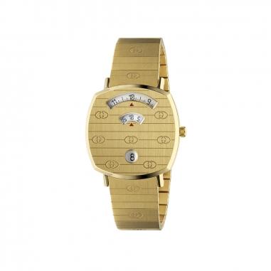 Gucci古馳(精品) GRIP腕錶