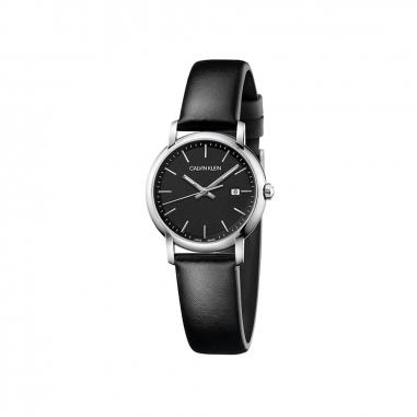 Calvin Klein 卡爾文克雷恩(精品) ESTAINLESS STEELABLISHED腕錶