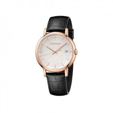 Calvin Klein 凱文克萊(精品) ESTAINLESS STEELABLISHED腕錶