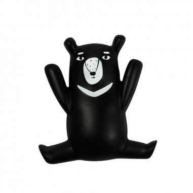 Jean Cultural知音文創 黑熊磁鐵-黑熊坐坐