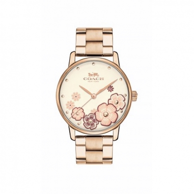 Coach蔻馳(精品) GRAND腕錶
