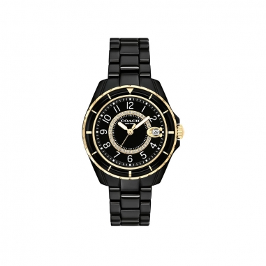Coach蔻馳(精品) PRESTON腕錶