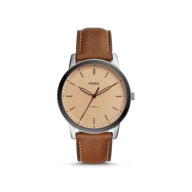 FossilFossil THE MINIMALIST 3H腕錶