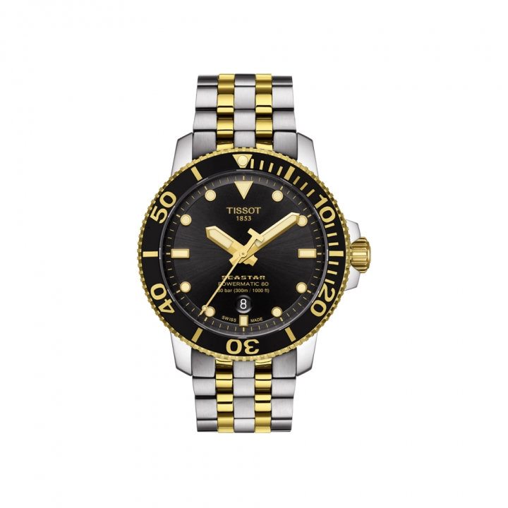 T-SPORT/SEASTAR 1000腕錶