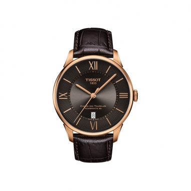 TISSOT天梭表 T-CLASS/CH.TOURELLES 腕錶