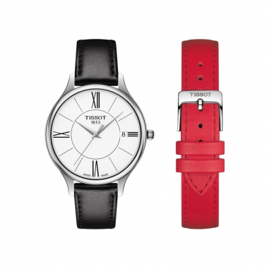 TISSOT天梭表 T-TREND/LADY ROUND腕錶