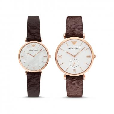 Emporio Armani阿瑪尼(精品) GIANNI T-BAR對錶
