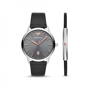 Emporio Armani阿瑪尼(精品) RUGGERO腕錶