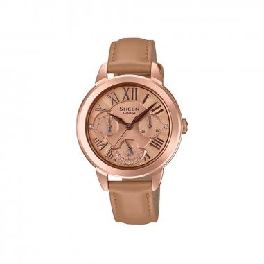 CASIO卡西歐(精品) SHEEN腕錶