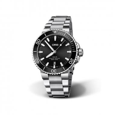 ORIS豪利時 AQUIS腕錶