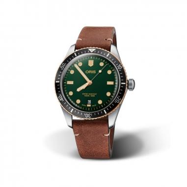 ORIS豪利時 DIVERS腕錶
