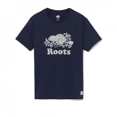 RootsRoots 經典庫柏海狸短袖T恤