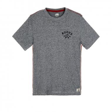 RootsRoots 城市小木屋V領短袖T恤