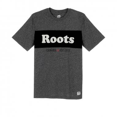 RootsRoots 原創撞色短袖T恤